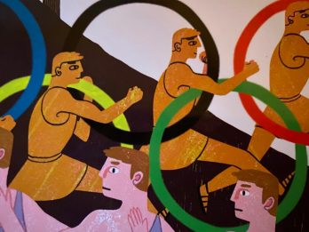 Giochi con me? 21 libri per bambini per scoprire le Olimpiadi