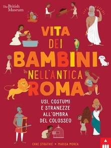 la vita dei bambini nell'antica roma