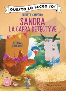 sandra capra detective