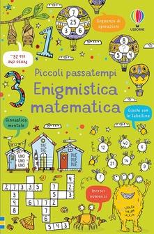 enigmistica matematica