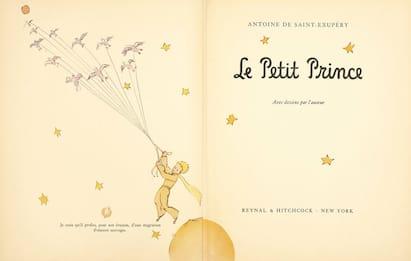 """""""Il Piccolo Principe"""", le frasi più celebri del libro di Saint-Exupery"""