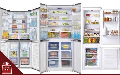 I migliori frigoriferi, da Samsung a Smeg