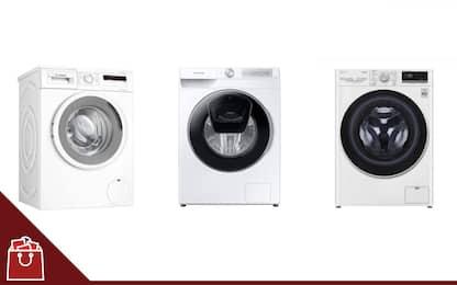 Le migliori lavatrici, da Candy a Samsung