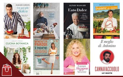 I migliori libri di cucina, da Benedetta Rossi a Benedetta Parodi