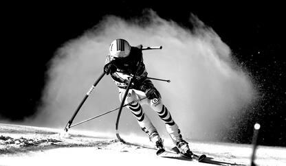 Lo Sport in bianco e nero, a Milano le foto di Alessandro Trovati