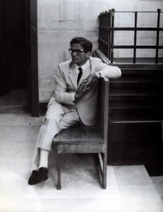[Retrospettiva] Pier Paolo Pasolini ( - 2014-02-24, / IPA) p.s. la foto e' utilizzabile nel rispetto del contesto in cui e' stata scattata, e senza intento diffamatorio del decoro delle persone rappresentate