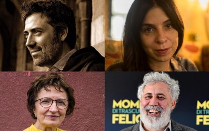 """""""Scrivere è un dettaglio"""": il podcast con Bajani, Piccolo, Lattanzi"""