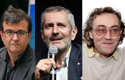 """""""Giallo, storia di un mistero"""": il podcast con Carofiglio e  Cercas"""