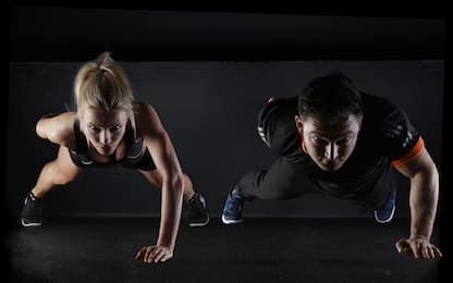 Push up, varianti efficaci per allenare pettorali e braccia