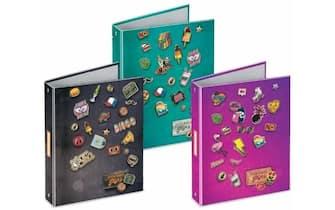 Raccoglitore Smemoranda Pins Collection