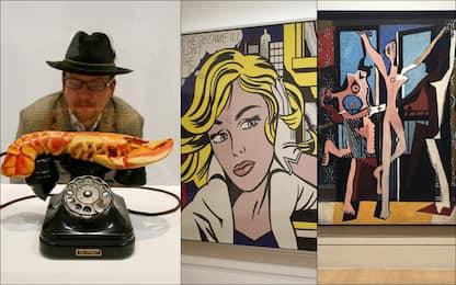 Tate Modern Gallery: le opere più belle esposte in 20 anni. FOTO