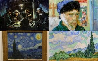 Le opere di Van Gogh