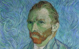 NETHERLANDS - JANUARY 01:  Vincent Van Gogh. Self-portrait. Oil on canvas (1889). 65 x 54,5 cm.  (Photo by Imagno/Getty Images) [Vincent Van Gogh, Selbstportrait. Gemaelde. 1889]