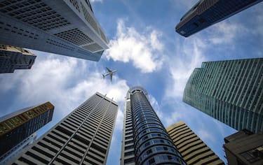 Grattacieli (Pixabay)