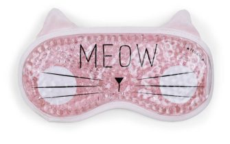 Maschera gel per occhi Chill Out a tema Meow