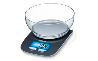 Beurer KS25 Nero Bilancia da cucina elettronica