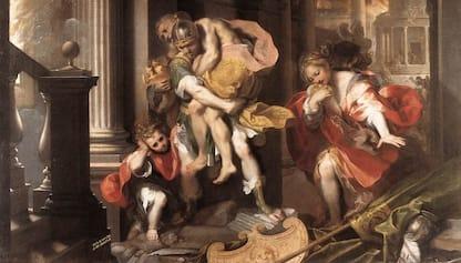 Eroe, amante, rinnegato: Enea raccontato dal suo mito