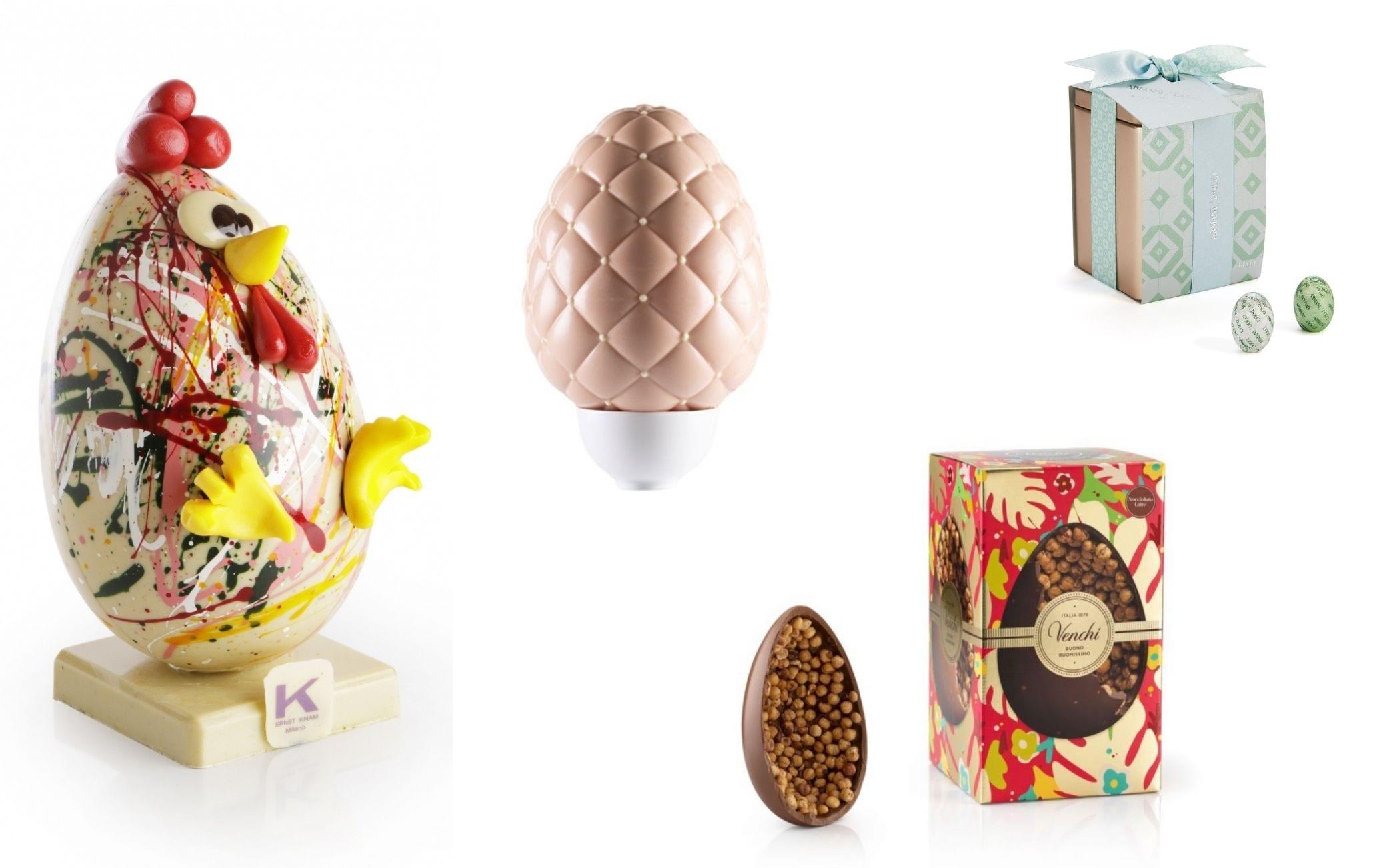 Le uova di Pasqua 2021 da comprare e regalare. FOTO