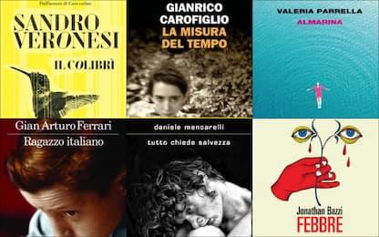 Premio Strega, chi sono i sei finalisti e di cosa parlano i loro libri