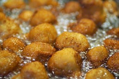 Frittura: i consigli degli chef per farla bene