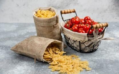 Pasta con burrata e pomodorini, la ricetta del primo piatto