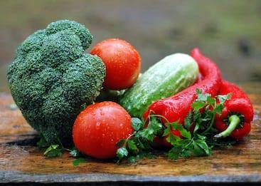 Salmonella, corretta cura degli ortaggi riduce rischio contagio
