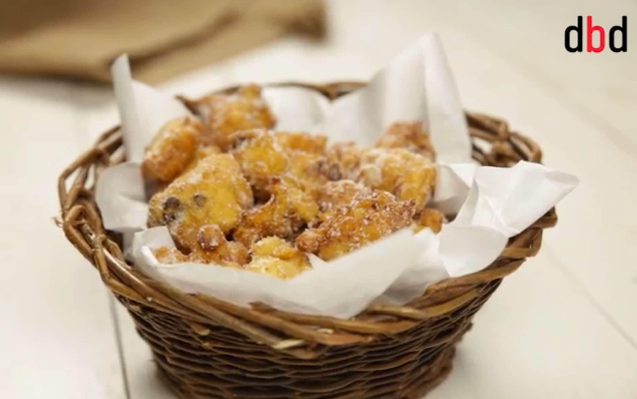 Le castagnole, la ricetta tradizionale per il menu di Carnevale. VIDEO