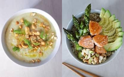 Cosa mangiare per una cena leggera? 4 ricette light e gustose