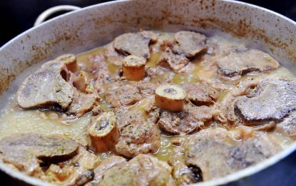 I piatti tipici di Sant'Ambrogio