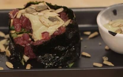Sushi di tonno: come prepararlo a casa