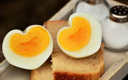 Uova sode, guida al tempo di cottura