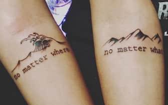 no matter where no matter what