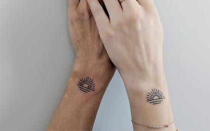 Tatuaggi per mamma e figlia: 10 idee dai social