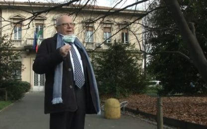 "Coronavirus Lombardia, Galli a Sky TG24: ""Virus non meno aggressivo"""