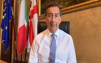 """Coronavirus Milano, Sala: """"Credere in vera trasformazione ambientale"""""""