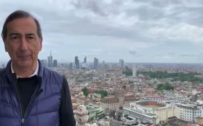 Covid Milano, Sala: Contro crisi digitale e ambiente per creare lavoro