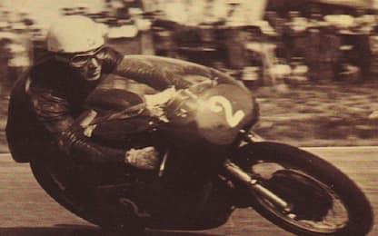 Motociclismo, addio alla leggenda Carlo Ubbiali: vinse 9 mondiali