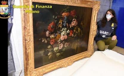 Milano, sequestro beni per 20 milioni: requisiti dipinti di Picasso