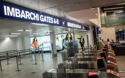 Coronavirus Lombardia, riapre aeroporto Linate ma nessun volo di linea