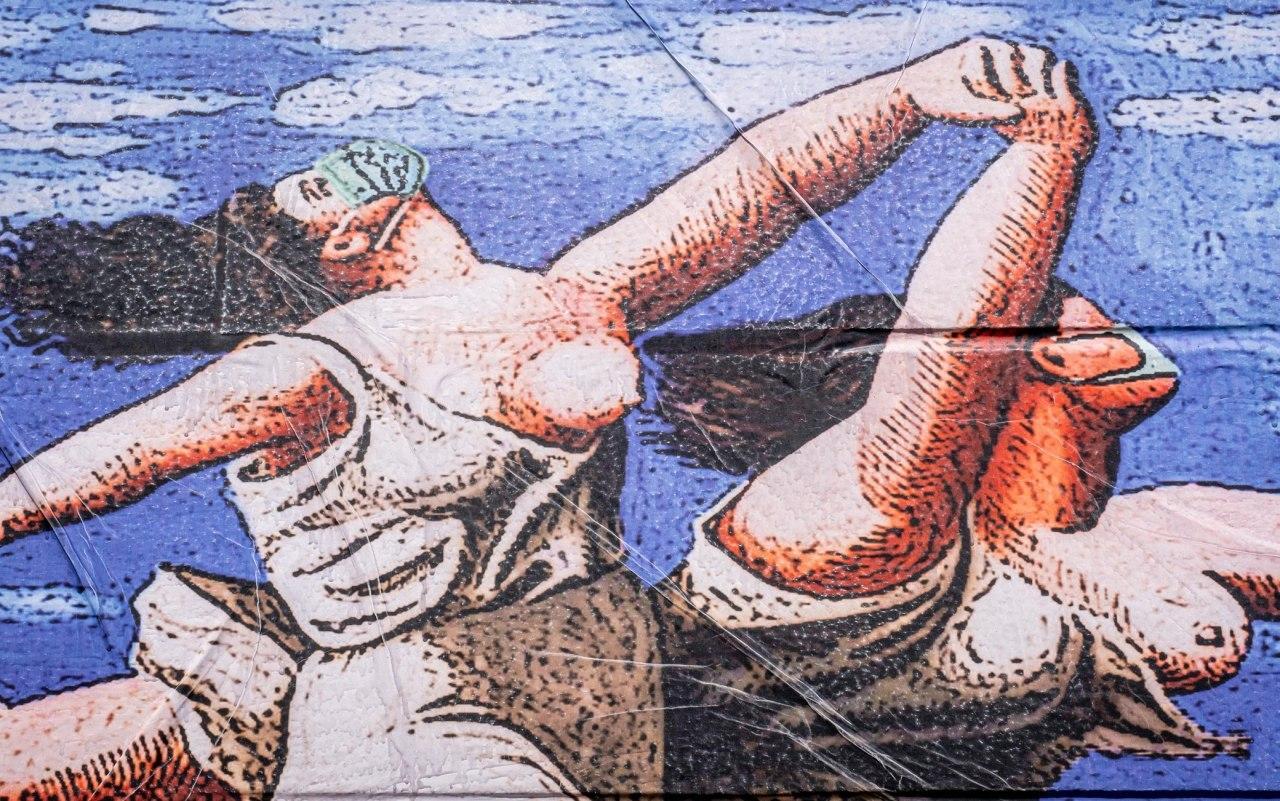 Le bagnanti ai tempi del Covid