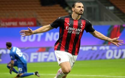 Rinnovo Ibrahimovic-Milan, ecco la firma