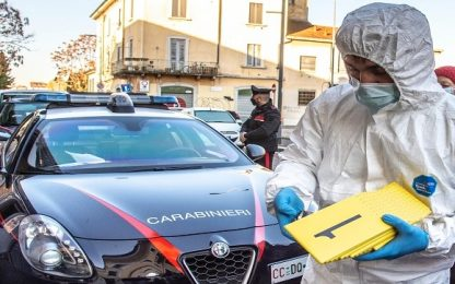 Padova, uccide la moglie con una coltellata al petto