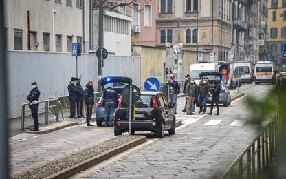 Milano, uomo morto trovato davanti all'ospedale Fatebenefratelli