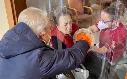 Covid Monza, primi anziani vaccinati nella Rsa San Pietro. VIDEO