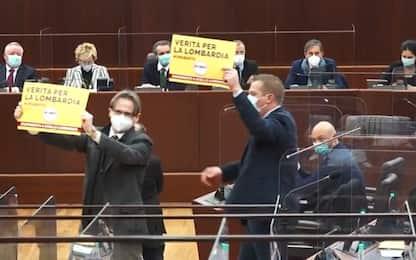 Covid, Fontana contestato in consiglio regionale su caso Rt. VIDEO