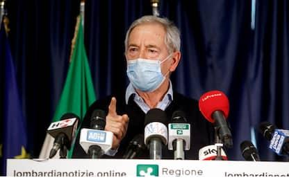 """Covid Lombardia, Bertolaso: """"Dopo over 80 vaccini a chi lavora"""""""