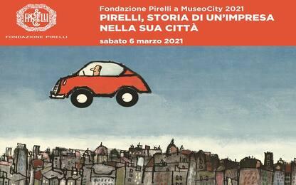 Fondazione Pirelli a MuseoCity 2021: due eventi virtuali il 6 marzo