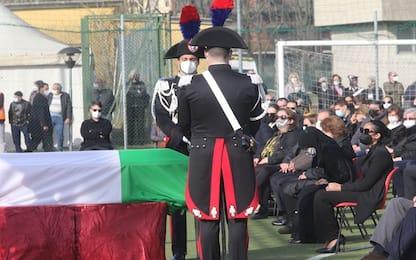 """Limbiate, i funerali di Attanasio. Delpini: """"Per gente era un alleato"""""""