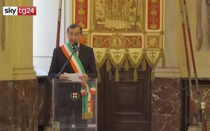 Milano, a Palazzo Marino la cerimonia funebre per l'ex sindaco Tognoli
