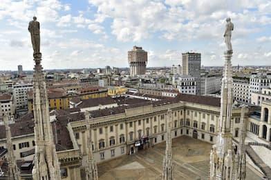 Le previsioni meteo del weekend a Milano dall'8 al 9 maggio